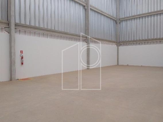 Galpão Industrial Em Cabreúva, Com 750 M² Com Mezanino, Recepção Com Banheiro Para Deficientes, Vestiários Completos Masculino E Feminino E Refeitório. - Gl00261 - 3363744