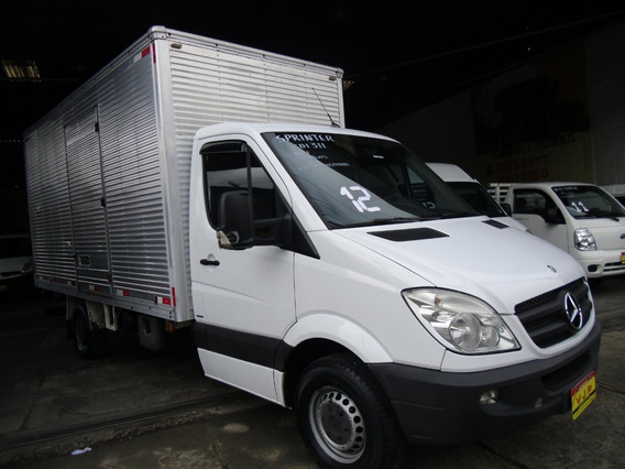 Mercedes Benz Sprinter Chassi 2.2cdi 311street Rs Longo 2012
