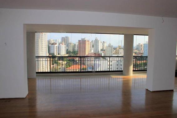 Apartamento 3 Suites 4 Vagas, Varanda Gourmet No Sumaré - Ap0712