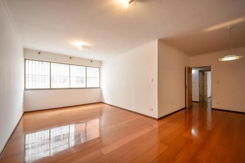 Apartamento À Venda - Santa Cecília, 3 Quartos,  145 - S893001800