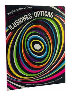 Libro Para Colorear Mandala Anti Estrés Relajación Ilusiones