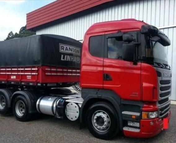 Scania R440 Engatado