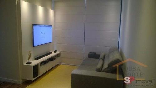 Apartamento, Venda, Vila Pauliceia, Sao Paulo - 7321 - V-7321