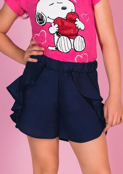 Short Azul Marino 1434354