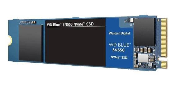 Disco Ssd M2 Wd 250 Gb Blue M.2 Pcie Nvme Estado Solido