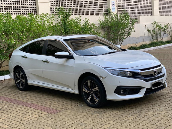 Honda Civic1.5 16v Turbo Gasolina Touring 4p Cvt