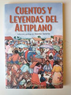 Cuentos Y Leyendas Del Altiplano