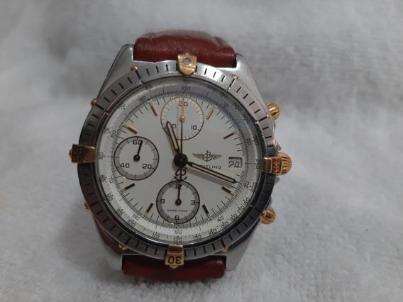 Breitling Chronomat, Automatic, Duas Pulseiras, Uma Nova