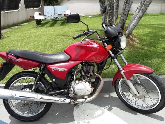 Honda Cg 150 Titan Esd Rua
