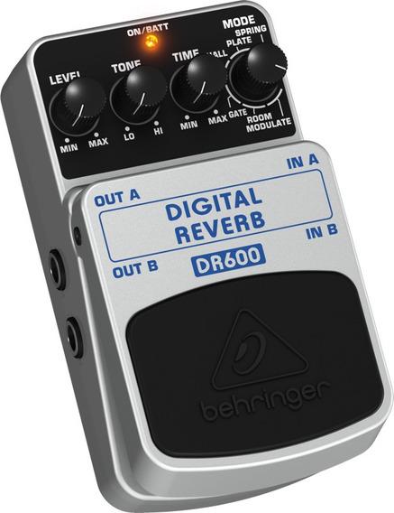 Pedal Para Guitarra - Dr600 - Behringer