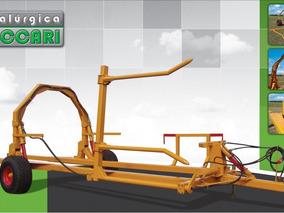 Cargador Y Transportador De Rollos Maccari Maquinarias T5r