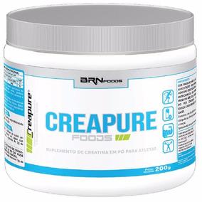 Creatina Creapure 200g - Brn Foods