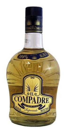 Licor De Agave El Compadre 750 Ml