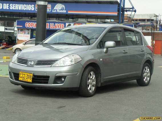 Nissan Tiida Premium At 1800 Aa Ab
