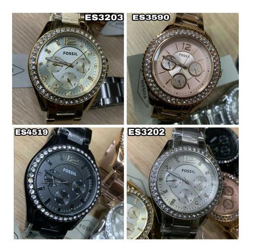 Reloj Fossil Riley Mujer 100% Original