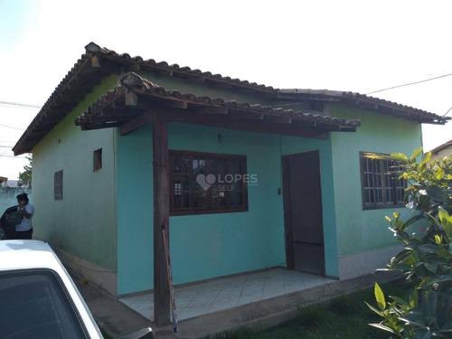 Imagem 1 de 11 de Casa Com 2 Quartos, 65 M² Por R$ 220.000 - Aldeia Da Prata (manilha) - Itaboraí/rj - Ca20457