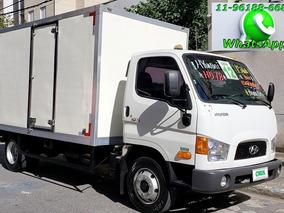 Hyundai Hd78 2012 Baú Isotérmico
