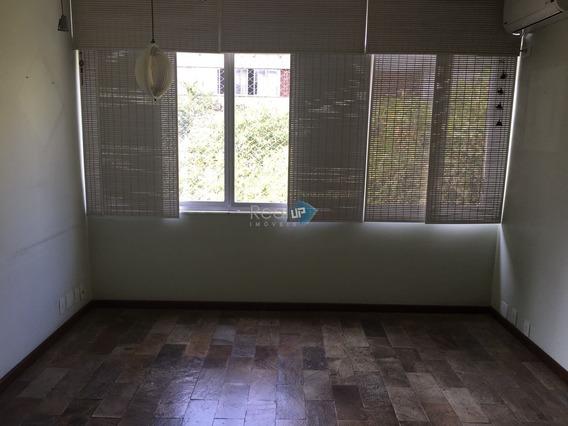 Apartamento Duplex Com 4 Quartos Para Comprar No Jardim Botânico Em Rio De Janeiro/rj - 12947
