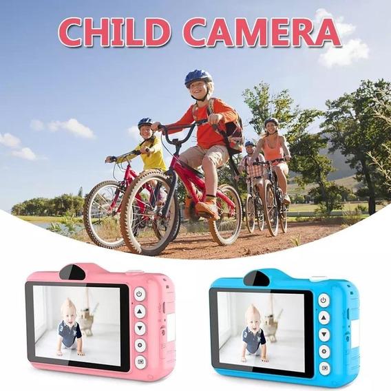 Mini Câmera Digital Câmera Criança Bonito Promoção Natal
