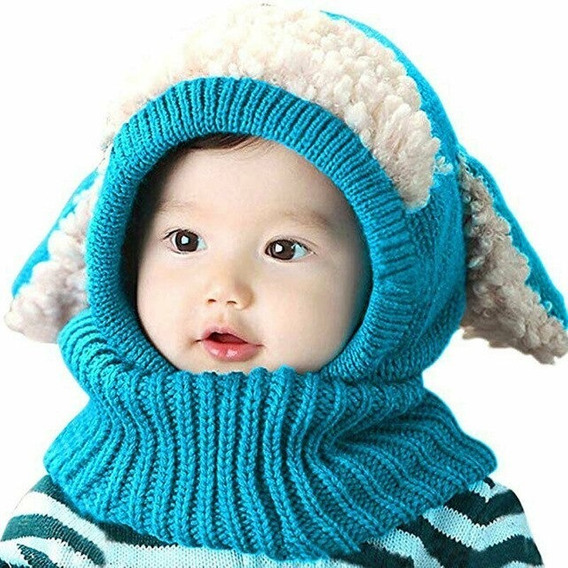 Gorro De Borreguito Para Bebes 18 A 24 Meses