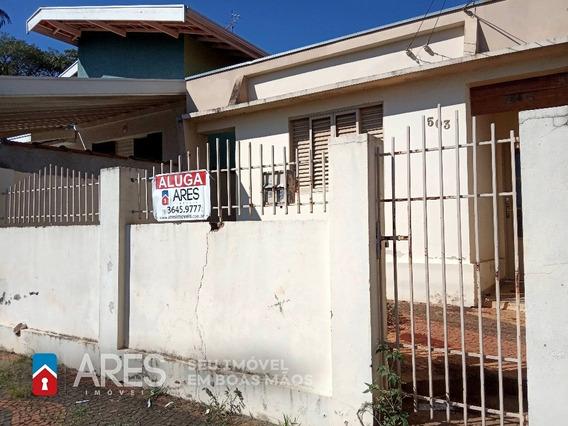 Casa Para Locação, Jardim Colina, Americana. - Ca00663 - 33846294