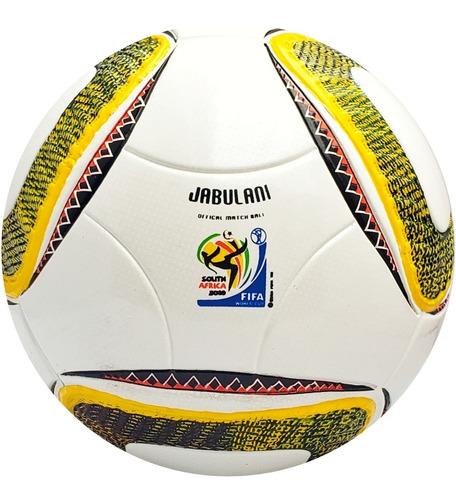 Balón Tamaño #5 Mundial Sudáfrica 2010 + Retablo