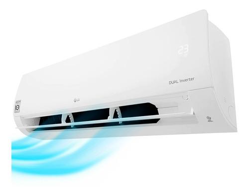 Imagen 1 de 10 de Aire Acondicionado Split Inverter Frio/calor LG 5263 Frigori