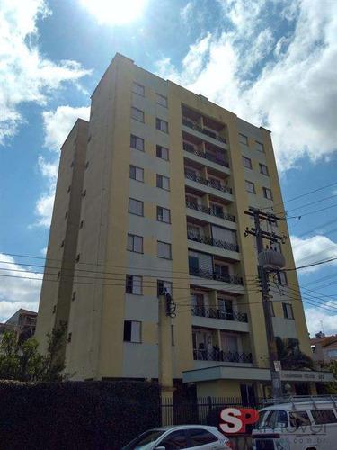 Imagem 1 de 13 de Apartamento No Jardim Centenário Aricanduva 2 Dorm 1 Vaga