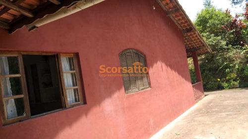 Chácara Com 8 Dorms, Jardim São Marcos, Itapecerica Da Serra, Cod: 4289 - V4289