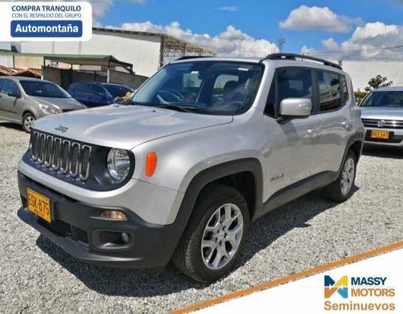 Jeep Renegade Logitude Automática