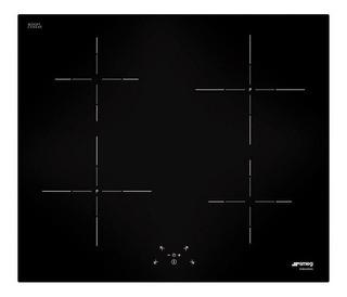 Anafe eléctrico Smeg SI5641D negro 220V