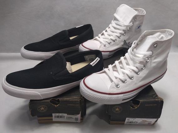 Tênis Converse All Star Chuck T. Core Slip Kit Com 2 Cv38