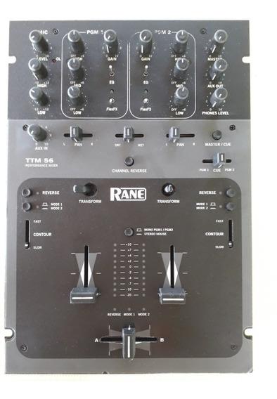 Mixer Rane Ttm 56