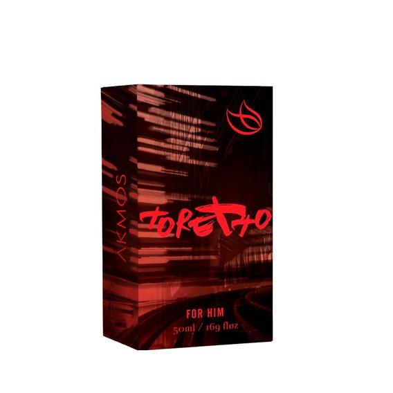 Perfume Toretho Akmos Fragrance Original Masculino 50ml