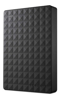Disco rígido externo Seagate Expansion STEA2000400 2TB preto
