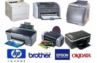 Drivers Para Impresoras De Varios Modelos: Hp, Epson Y Mas