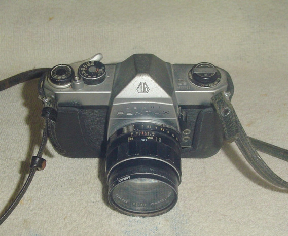 Asahi Pentax Sp 500 - Maquina Fotografica Profissional