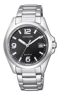 Reloj Citizen Fe603052e Acero Eco Drive Wr100 Promo 30%