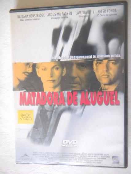 Matadora De Aluguel - Peter Fonda & Natasha Henstridge - Dvd