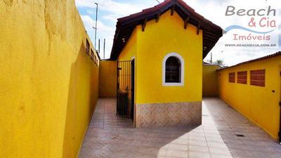 Casa Com 1 Dorm, Caiçara, Praia Grande - R$ 160 Mil,ca00005