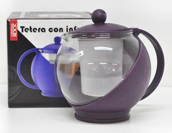 Tetera Con Infusor 750ml