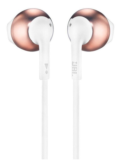 Fone De Ouvido Bluetooth Jbl Tune 205bt Branco