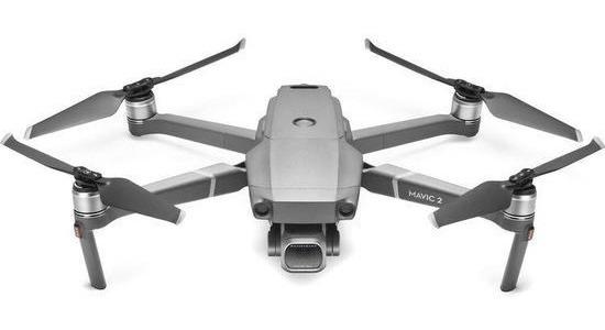 Drone Dji Mavic 2 Pro Fly More Combo 4k Platina