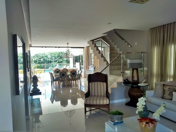 Casa Condomínio Fechado 4 Quartos Alphavile I Salvador Bahia