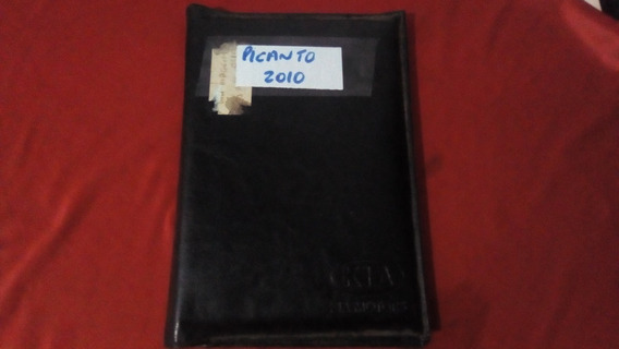 Manual Do Proprietário Kia Picanto 2010