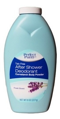 After Shower Deodorant