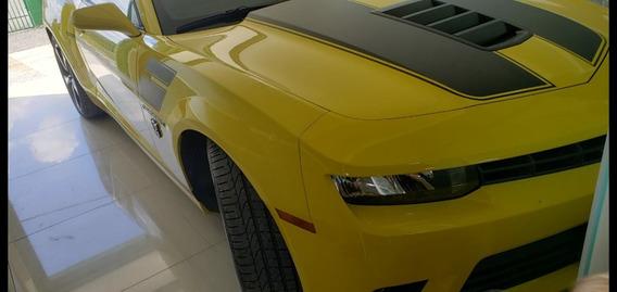 Chevrolet Camaro Ss 6.2 Ano 2015