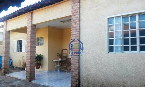 Casa Com 2 Dormitórios À Venda, 220 M² Por R$ 370.000 - Jardim Caparroz - São José Do Rio Preto/sp - Ca1085