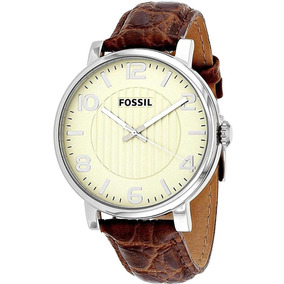 3b49a65e3b69 Billetera Fossil Authentic En Cuero - Billeteras en Mercado Libre ...