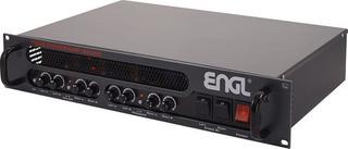 Engl E840/50 Tube 2x50w Potencia/power Amp Stereo- Aleman